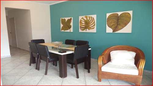 Apartamento, código 131401 em Praia Grande, bairro Canto do Forte