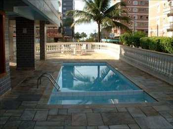 Apartamento, código 112300 em Praia Grande, bairro Tupi