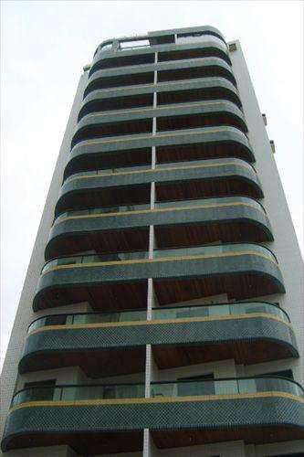Apartamento, código 111101 em Praia Grande, bairro Aviação