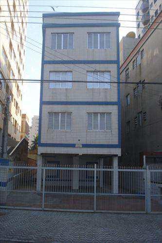 Apartamento, código 94101 em Praia Grande, bairro Aviação