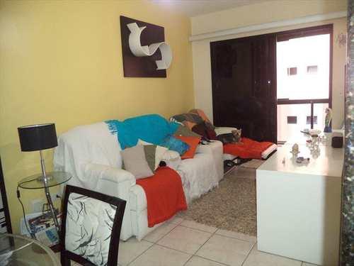 Apartamento, código 89601 em Praia Grande, bairro Guilhermina