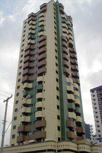Apartamento, código 101001 em Praia Grande, bairro Guilhermina