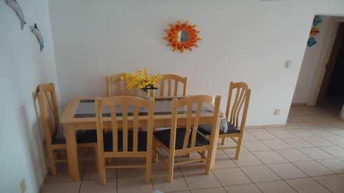 Apartamento, código 47502 em Praia Grande, bairro Aviação