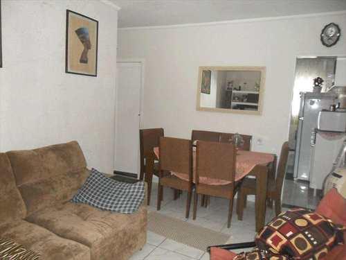 Apartamento, código 45200 em Praia Grande, bairro Tupi