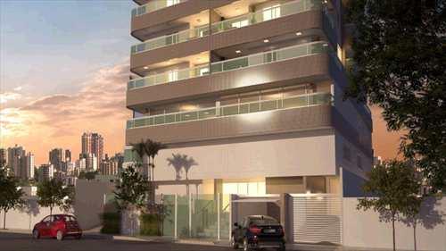 Apartamento, código 44302 em Praia Grande, bairro Ocian
