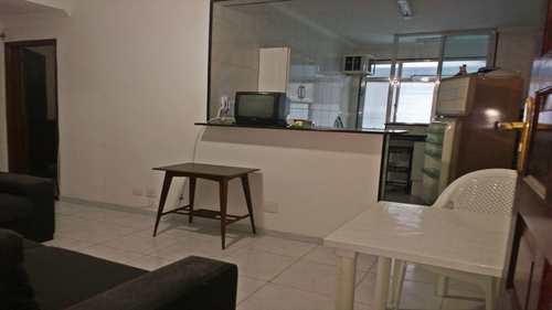 Apartamento, código 42302 em Praia Grande, bairro Canto do Forte