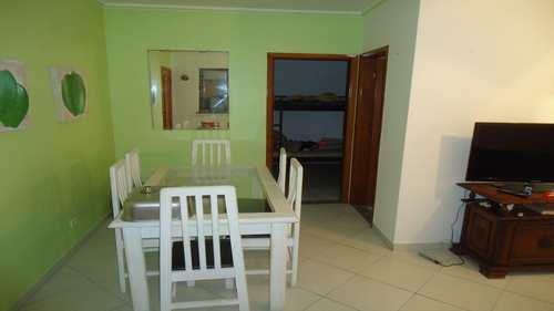 Apartamento, código 34002 em Praia Grande, bairro Aviação