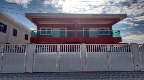 Casa, código 32002 em Praia Grande, bairro Tude Bastos