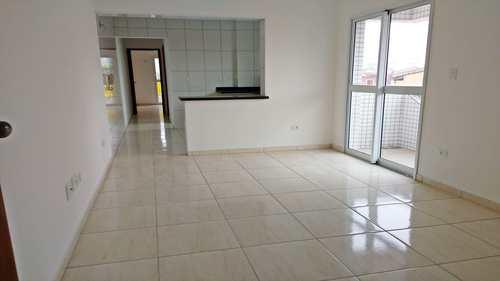 Apartamento, código 27202 em Praia Grande, bairro Guilhermina