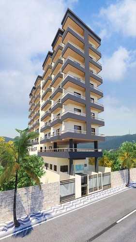 Apartamento, código 25002 em Praia Grande, bairro Boqueirão