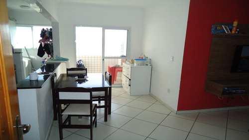 Apartamento, código 22402 em Praia Grande, bairro Guilhermina