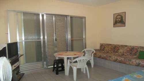 Apartamento, código 9602 em Praia Grande, bairro Boqueirão