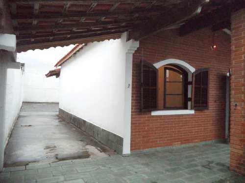 Casa, código 979947 em Praia Grande, bairro Guilhermina