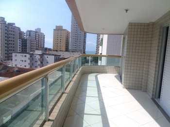 Apartamento, código 980100 em Praia Grande, bairro Aviação