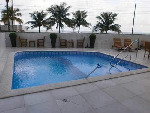 Apartamento, código 980108 em Praia Grande, bairro Flórida