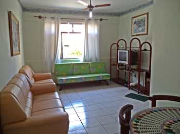 Apartamento, código 980205 em Praia Grande, bairro Guilhermina