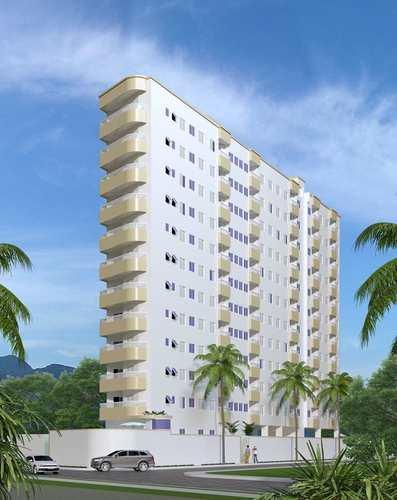 Apartamento, código 980272 em Praia Grande, bairro Mirim