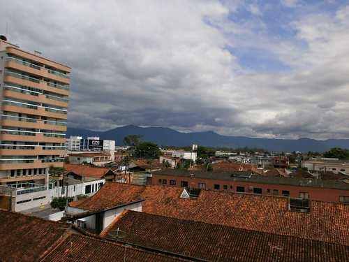 Apartamento, código 980299 em Praia Grande, bairro Aviação