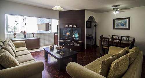 Apartamento, código 980310 em Praia Grande, bairro Guilhermina