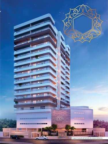 Apartamento, código 980396 em Praia Grande, bairro Guilhermina