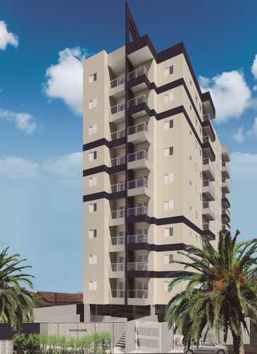Apartamento, código 980444 em Praia Grande, bairro Mirim