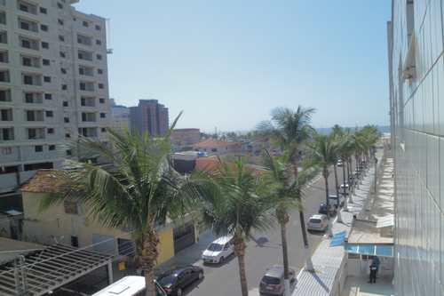 Kitnet, código 980512 em Praia Grande, bairro Mirim