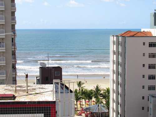Apartamento, código 980798 em Praia Grande, bairro Aviação