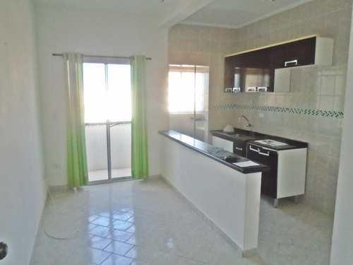 Apartamento, código 981033 em Praia Grande, bairro Caiçara