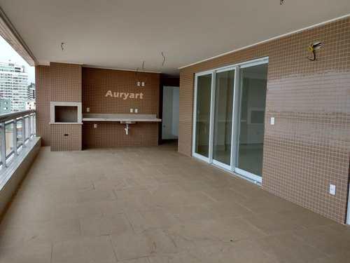 Apartamento, código 981064 em Praia Grande, bairro Canto do Forte
