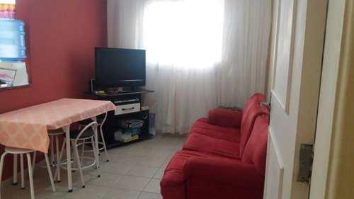 Apartamento, código 981093 em Praia Grande, bairro Aviação
