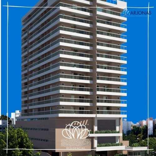 Apartamento, código 981138 em Praia Grande, bairro Aviação