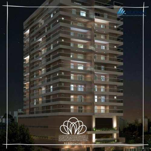 Apartamento, código 981154 em Praia Grande, bairro Aviação