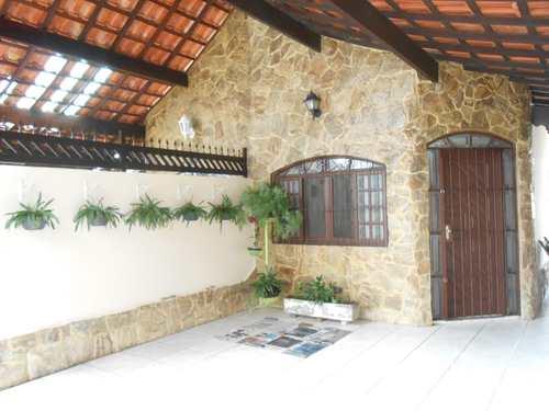 Casa, código 981187 em Praia Grande, bairro Caiçara