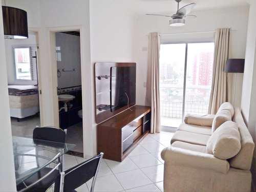 Apartamento, código 981197 em Praia Grande, bairro Canto do Forte