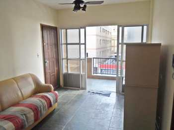 Apartamento, código 981213 em Praia Grande, bairro Caiçara