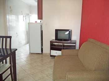 Kitnet, código 981275 em Praia Grande, bairro Guilhermina