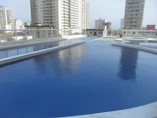 Apartamento, código 981354 em Praia Grande, bairro Aviação