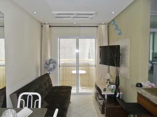 Apartamento, código 981374 em Praia Grande, bairro Maracanã