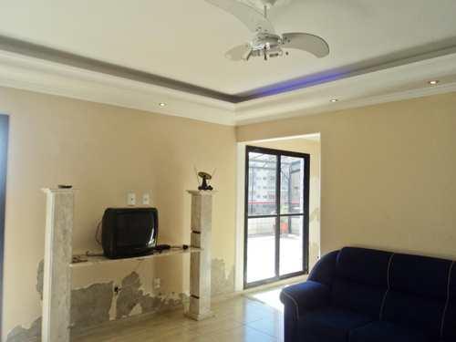 Apartamento, código 981410 em Praia Grande, bairro Tupi