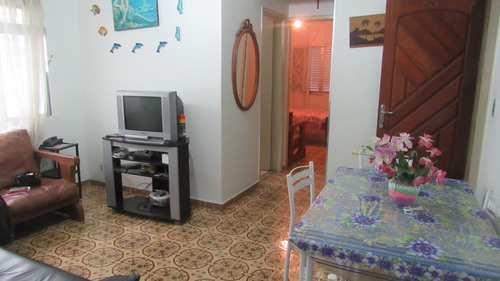 Apartamento, código 981422 em Praia Grande, bairro Guilhermina