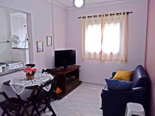 Apartamento, código 981553 em Praia Grande, bairro Aviação