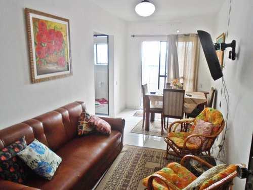 Apartamento, código 981626 em Praia Grande, bairro Aviação