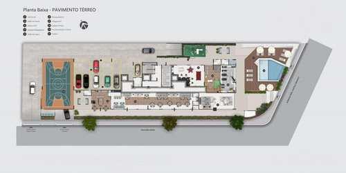 Apartamento, código 981690 em Praia Grande, bairro Flórida