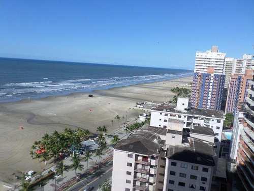 Apartamento, código 981766 em Praia Grande, bairro Aviação