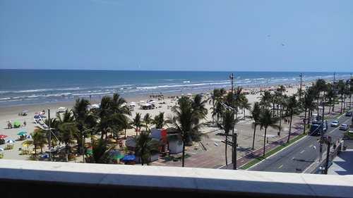 Apartamento, código 981856 em Praia Grande, bairro Ocian