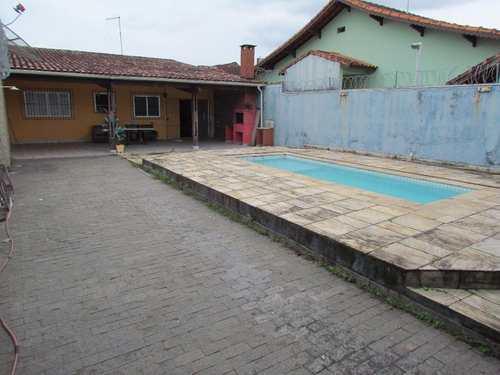 Casa, código 981999 em Praia Grande, bairro Caiçara