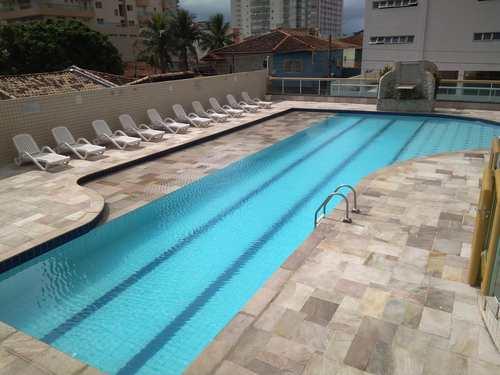 Apartamento, código 982063 em Praia Grande, bairro Tupi