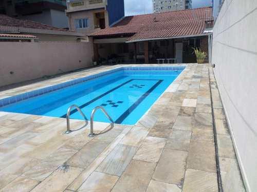 Casa, código 982439 em Praia Grande, bairro Guilhermina