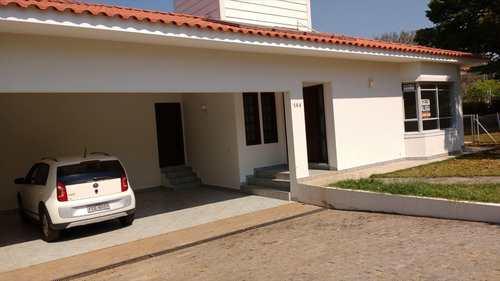 Casa de Condomínio, código 1937 em Itu, bairro Campos de Santo Antonio