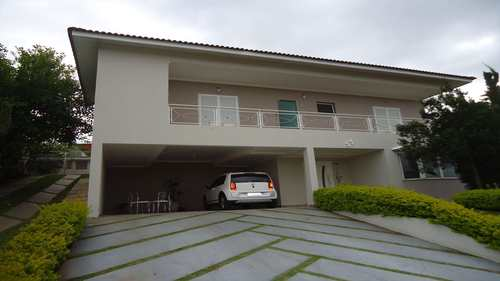 Casa de Condomínio, código 1919 em Itu, bairro Campos de Santo Antonio